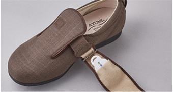 みまもりタグ 専用靴
